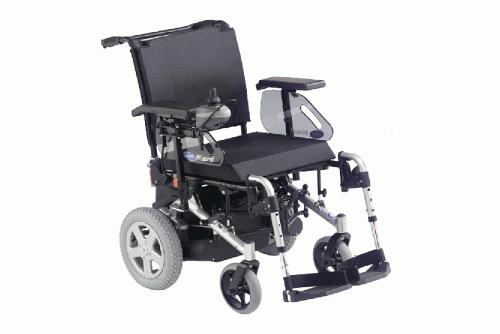 alquiler sillas de ruedas electricas a coruna