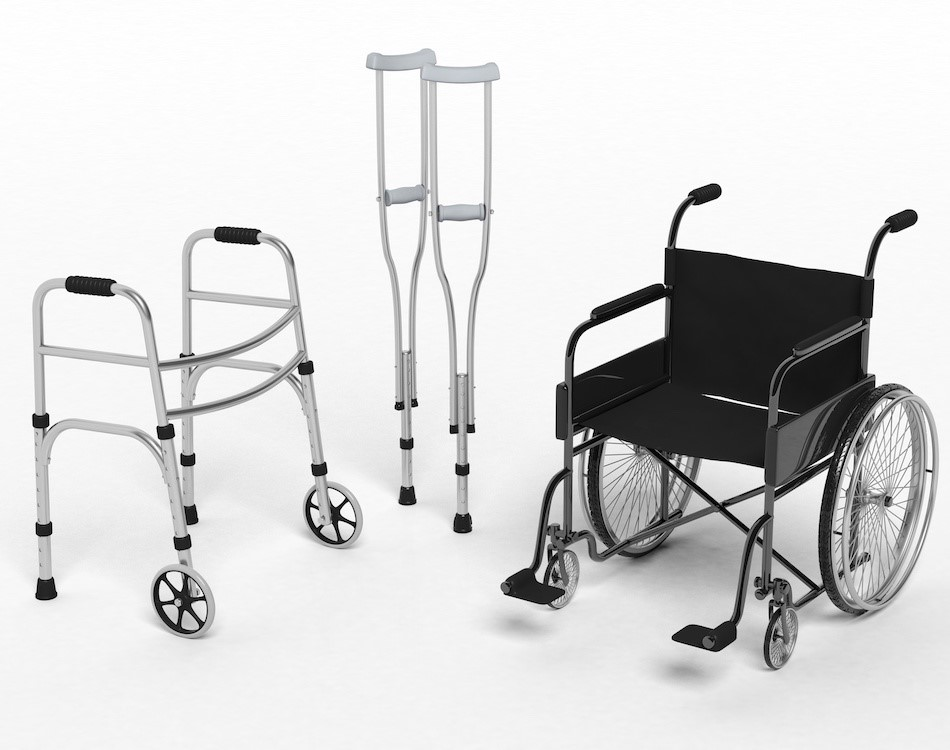 Tipos de alquiler de ortopedia en Santiago de Compostela